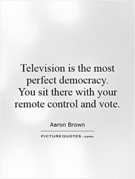 Television Quotes Harriet Van Horne Quotes