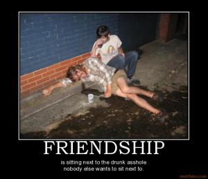 friendship-puke-drunk-funny-friends-demotivational-poster-1259679104 ...