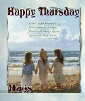 Happy Thursday Graphic for Zorpia and Tagged | Pics22.
