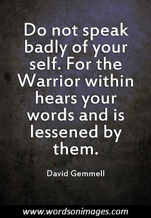 warrior wisdom quotes