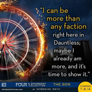 Created by our beloved Veronica Roth who is a NY Times best selling ...