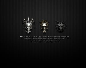 Love Dark Wallpaper 1280x1024 Love, Dark, Quotes, Witcher, Gothic ...