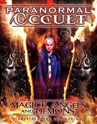 Paranormal Occult: Magick, Angels and Demons (2013) Poster