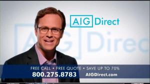 AIG Direct TV Spot, 'Quotes' - Screenshot 1