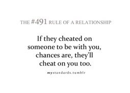 Ridiculously true…so don't be a homewrecker for some douche who ...