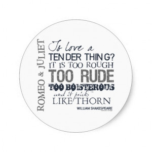 Romeo and Juliet, Famous Romeo and Juliet Quotes, Shakespeare Quotes ...