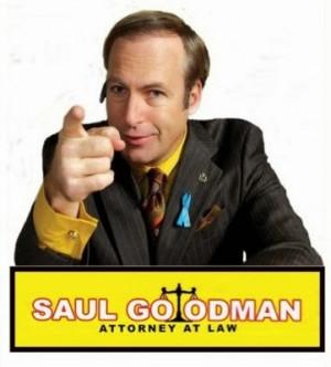 Colegas famosos - Saul Goodman