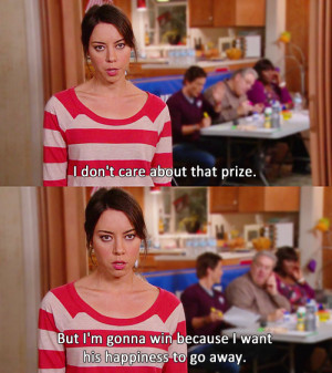 "... 20 Most Relatable April Ludgate Quotes From ""Parks And Recreation"