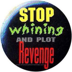 Plot revenge Plot Revenge, Fin True