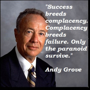 Andy Grove's quote #2