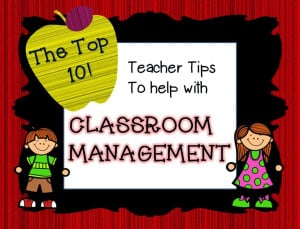Classroom Management & Organization in the New Year
