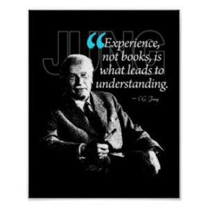 Carl Jung Quote #28 Posters