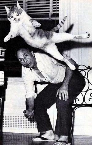 George Balanchine and Murka