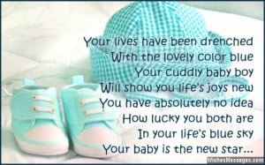 newborn baby quotes and poems