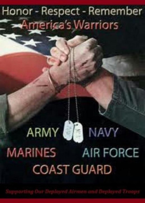 to lay their lives down for our freedoms they all deserve our honor ...
