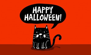 20 Funny Halloween Quotes and Sayings Shutterstock/Zhe Vasylieva