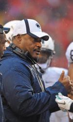 Defensive Line Coach Larry Johnson Quotes