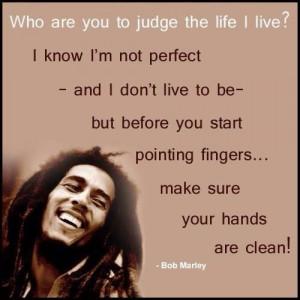 The wonderful Bob Marley