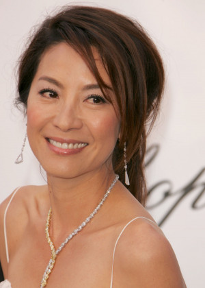 Michelle Yeoh Images Colection