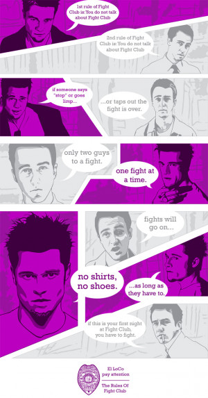 Comic Strips That Feature Quotes From Famous Television & Film Stars