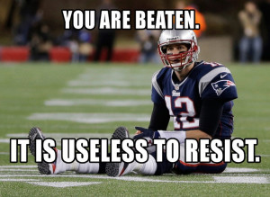 Brady - Star Wars Quotes - NFL