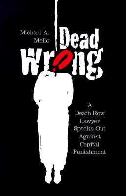 """... Row Lawyer Speaks Out Against Capital Punishment"""" as Want to Read"""
