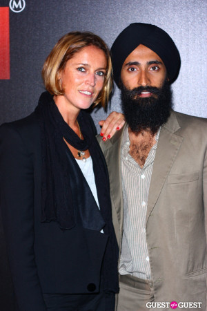 Waris Ahluwalia Girlfriend