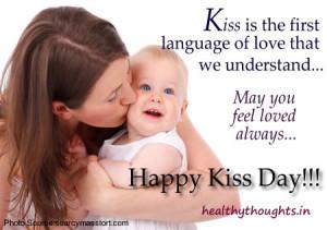 love kisses quotes