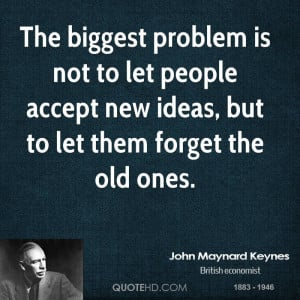 If ever there was a rock star of economics, it would be John Maynard ...