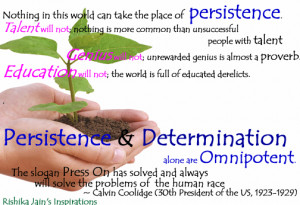 Perseverance Quotes, Pictures,Positive Thoughts, Inspirational ...