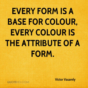 Victor Vasarely Quotes
