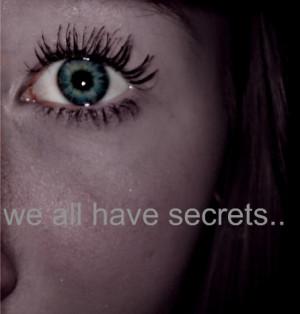 eye, eyes, girl, makeup, quotes, secret, text