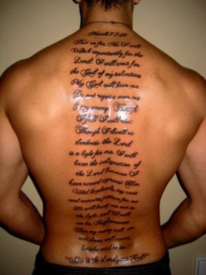 Faith Rib Tattoo Quotes. QuotesGram