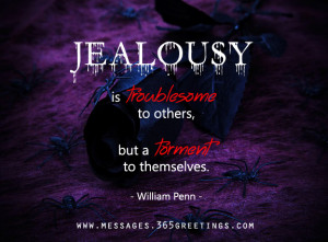 25 Quotes About Jealousy