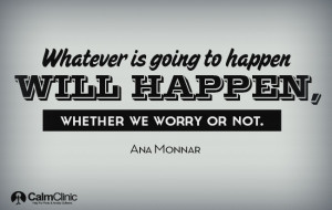 ... worry or not.