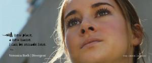 Shailene Woodley Divergent Tattoo Parlor Shailene woodley divergent