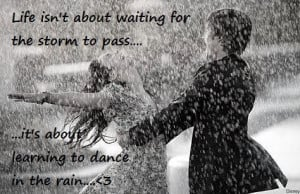 Do you love rain? And why you like to walk in rain? You can share your ...