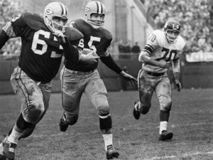 Paul Hornung Could Thank John F Kennedy And Vince Lombardi For His