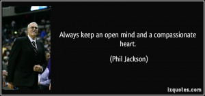 Open Heart and Mind Quotes