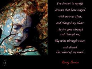 Emily Brontë / ;)i(: