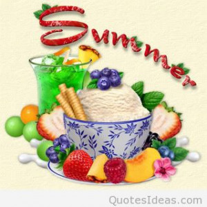Enjoy summer images, quotes and sayings