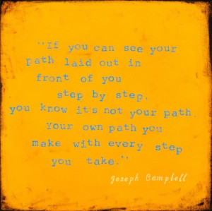 Joseph Campbell quotes, #3 in series,