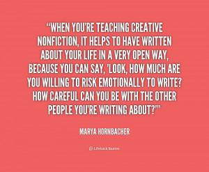 Marya Hornbacher Quotes