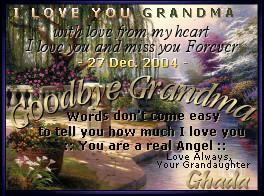 to my grandma this page dedicated to my dearest grandma rawhia el ...