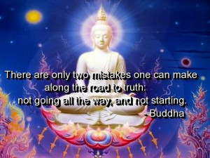 Buddha quotes and sayings wise about truth true deep