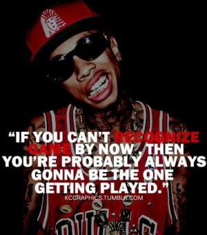 ... picturequotes #Tyga View more #quotes on http://quotes-lover.com