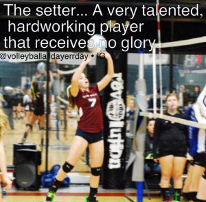 ... better volleyball player with these 25 amazing # volleyball # quotes