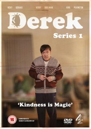 Ricky Gervais Quotes Derek Derek ricky gervais dvd series