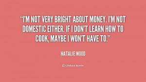Natalie Wood Quotes