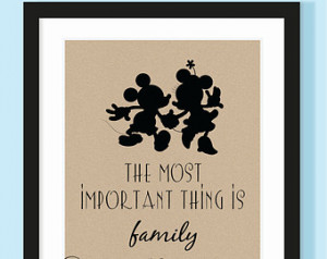 Mickey and Minnie Quotes